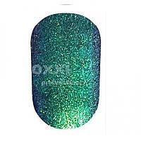 Гель-лак OXXI хамелеон №009 (зеленый, хамелеон), 8 мл