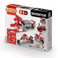 Конструктор серии INVENTOR 8 в 1 - Мотоциклы (0832)