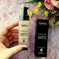 Тональная основа TopFace Skin Editor Matte