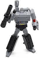 Робот трансформер трансформируется в пистолет J004