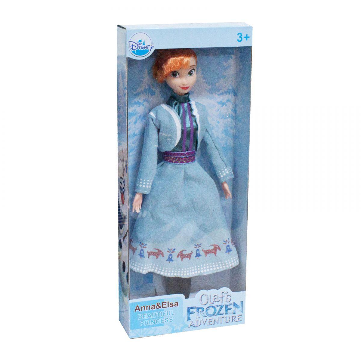 Кукла Холодное сердце Анна