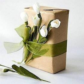 Упаковка оберточная, корзинки, пакеты