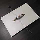 Меблева ручка з керамікою MAR 7456 096 F1 бронза, фото 3
