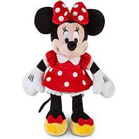Мінні в червоному м'яка іграшка Дісней 35 см