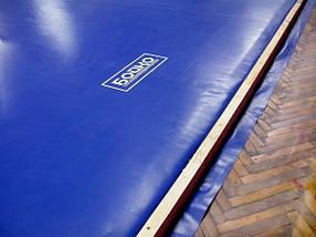 Покриття триколірне з тканини ПВХ під планку