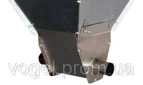 Піддон бункера внутрішнього для корму, н/ж сталь