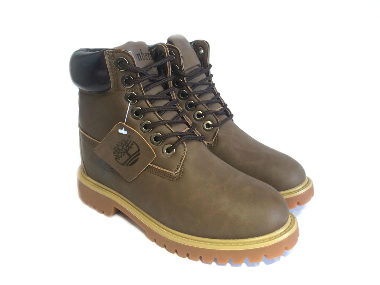 332fd819700 Ботинки зимние мужские Timberland 6-Inch Premium с мехом 35-46 размеры