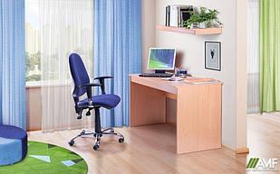 Домашній кабінет стіл Омега + крісло Бридж AMF