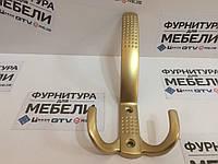 Крючок EKO NOKTALI PORTMANTO Матовое Золото, фото 1