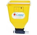 Внутрішній бункер  пластиковий (хоппер), CODAF