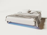 Кровать Бьянко 160х200 (Світ Меблів)