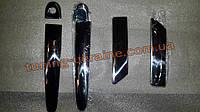 Хром накладки на ручки для Nissan Juke 2010-2014
