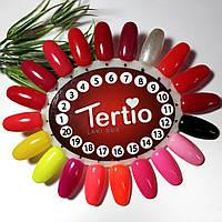 Палитра Тертио tertio основная коллекция