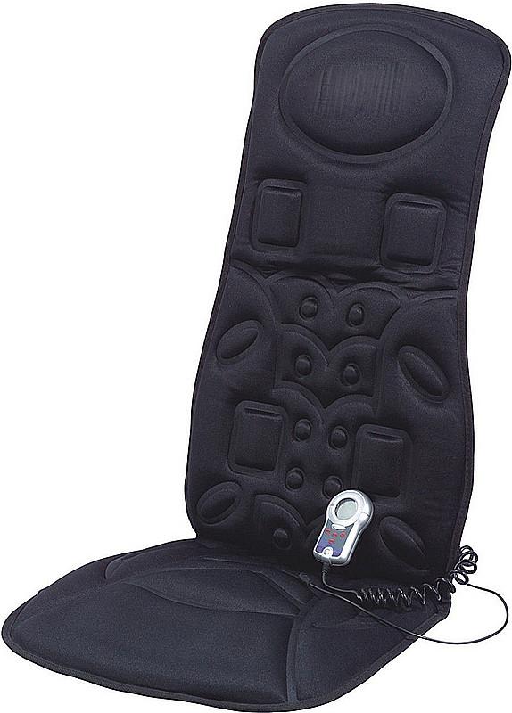 🔝 Массажная накидка с подогревом TL-2005 Z-F для авто, цвет - черный, с доставкой по Киеву и Украине | 🎁%🚚
