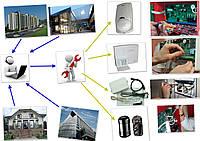 Обслуживание систем охранной сигнализации