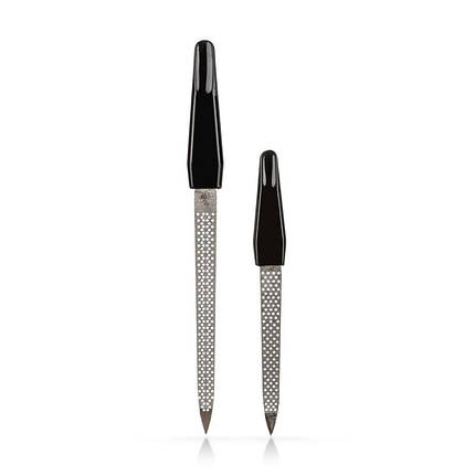 Набор пилок для ногтей Zinger, 2шт, перфорированных pro, фото 2