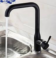 Смеситель для кухни SANTEP LM4698B Черный , фото 1