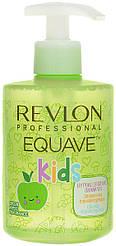 Шампунь для дітей 2 в 1 Revlon Professional Equave Kids Shampoo 300 мл