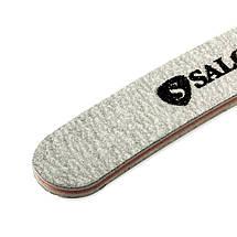 Пилка для ногтей Salon Professional 80/180 №k-214, бумеранг pro, фото 3
