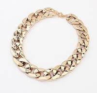 Ожерелье крупная цепь
