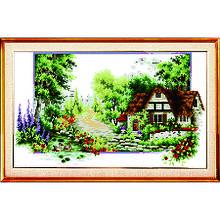 Набір для вишивання картини Літо