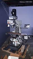 FDB Maschinen TMM 110 W широкоуниверсальный консольный горизонтально-вертикально-фрезерный станок по металлу, фото 2