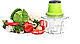 Блендер, измельчитель Vegetable Mixer от сети 220V, фото 7
