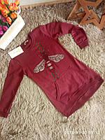 Туника-платье для девочек 6-16 лет Оптом и в розницу Турция  Little star, фото 1
