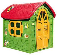 Детский игровой домик Play House Dorex 5075  (игровой домик для улицы и дома)