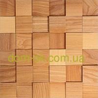 Мозаика деревянная из ясеня 3D Tessera  * Ясень  натуральный, фото 1