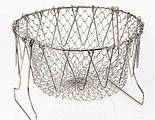 Друшлаг Stainless Steel Cooking Basket (Друшлаг), фото 3