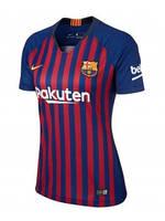 Женская футболка Барселона, Сезон 2018-2019 (Домашняя), фото 1