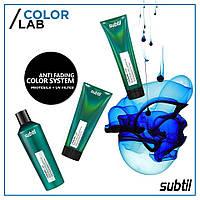 """Набор Subtil Color Lab Reconstruction Ultime - """"полное восстановление"""" повреждённых и ломких волос 3 средства"""