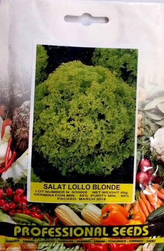 ТМ КОУЕЛ Салат Лолло Бионда 50г