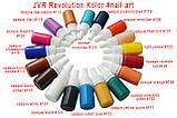 Краска JVR Revolution Kolor, crimson #109,10 ml, фото 3