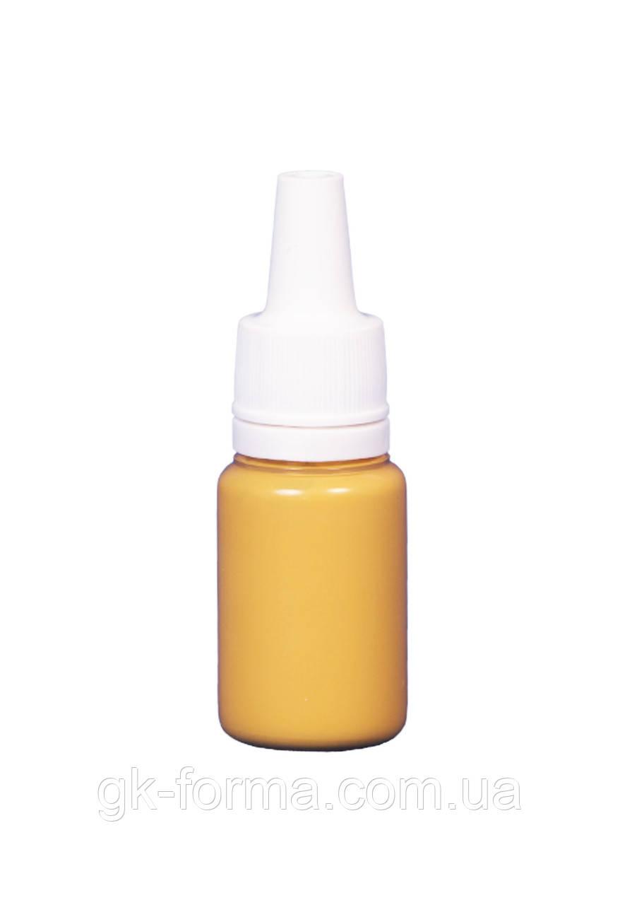 Краска JVR Revolution Kolor, yellow ochre #111,10 ml