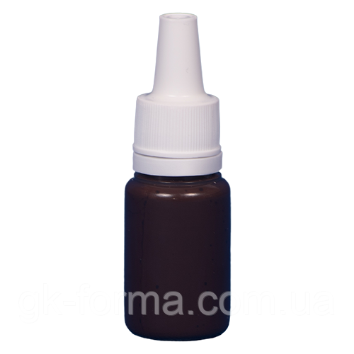 Краска JVR Revolution Kolor, umber #114,10 ml