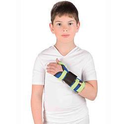 Бандаж на лучезапястный сустав с фиксацией большого пальца руки, ДЕТСКИЙ Тривес Т-8330
