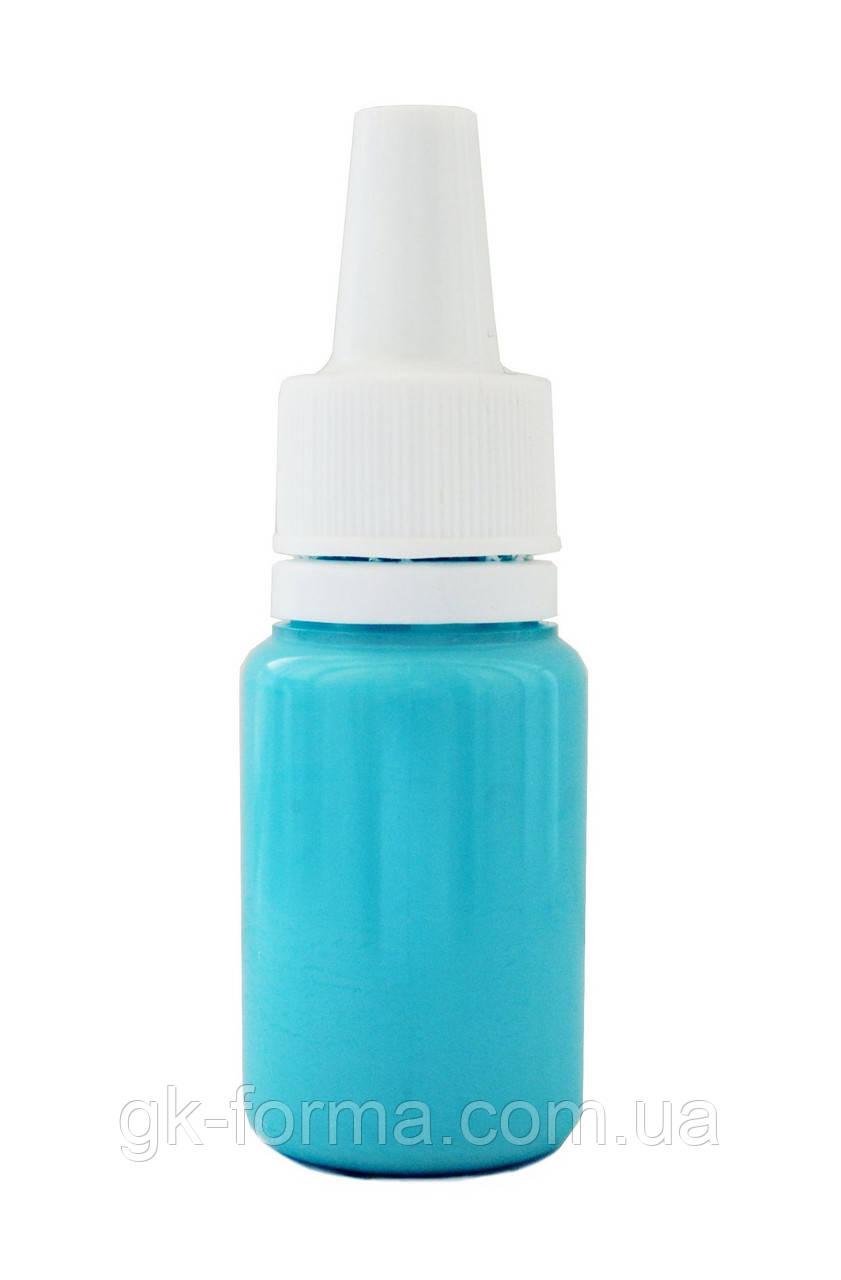 Краска JVR Revolution Kolor, turquoise #120,10 ml