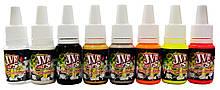 Набор красок для маникюра JVR Colors Fluo
