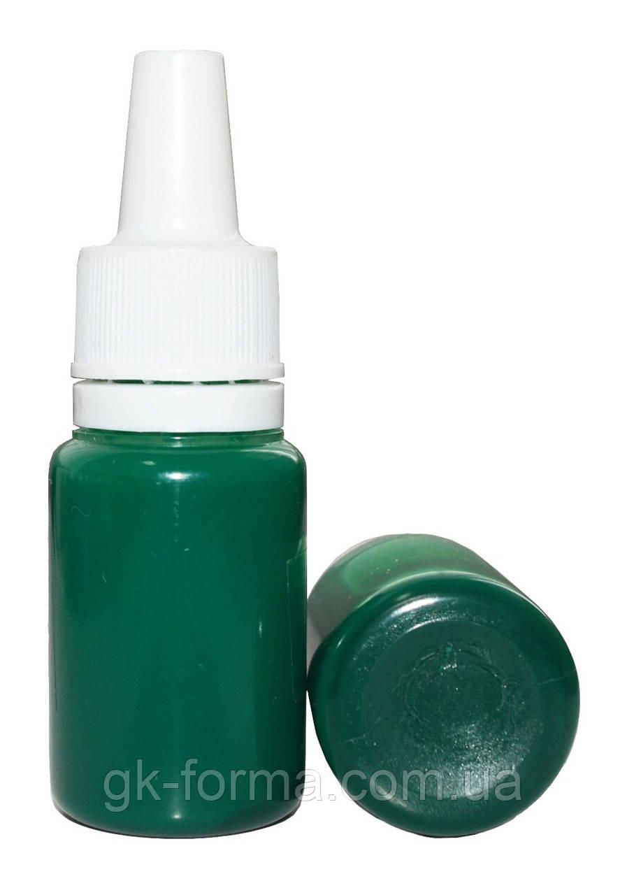 Краска JVR Revolution Kolor, Kandy green #209,10ml