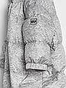 Пуховый комбинезон GAP для девочки или мальчика в нейтральном сером, фото 4