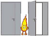 Противопожарные двери EI30, EI60