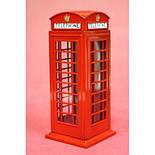 Копилка телефонная будка London, фото 4