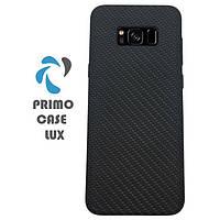 Чехол накладка Primo Case Lux для Samsung S8 Plus (SM-G955) - Black