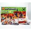 """Конструктор """"Иссушитель"""" Bela Minecraft 10469 324 детали, фото 3"""