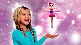 Летающая фея Flying Fairy Spin Master Розовая, фото 3
