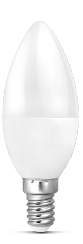 Светодиодная лампа  DELUX BL37B 7 Вт E14 теплый белый