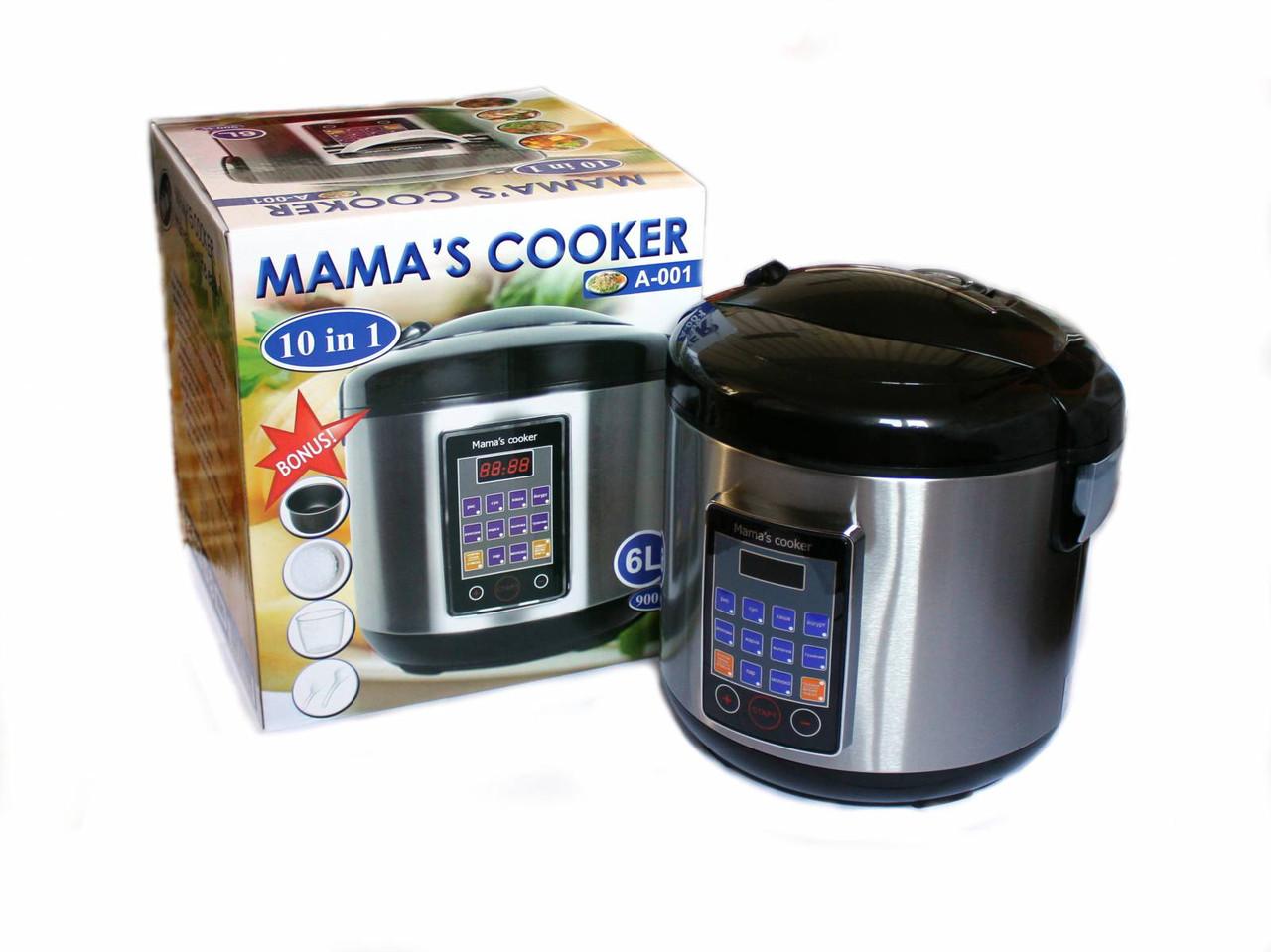 """Мультиварка Mama""""s cooker A-001"""
