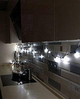 Гирлянда светодиодная Шарики (13мм) 10м (100Led)
